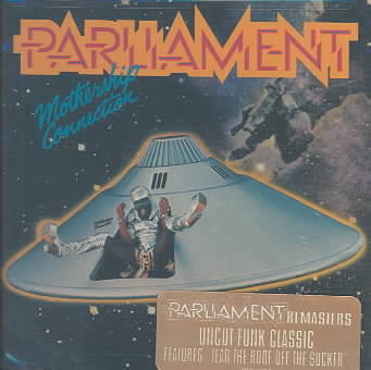 MOTHERSHIP CONNECTION BY PARLIAMENT (CD)