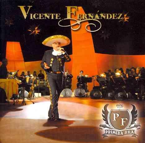 PRIMERA FILA BY FERNANDEZ,VICENTE (CD)